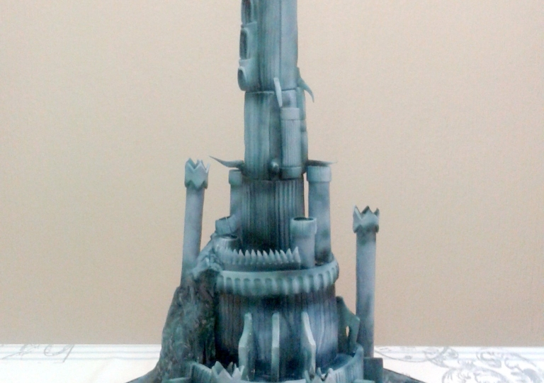 Lord of the Rings, Sauron Tower
