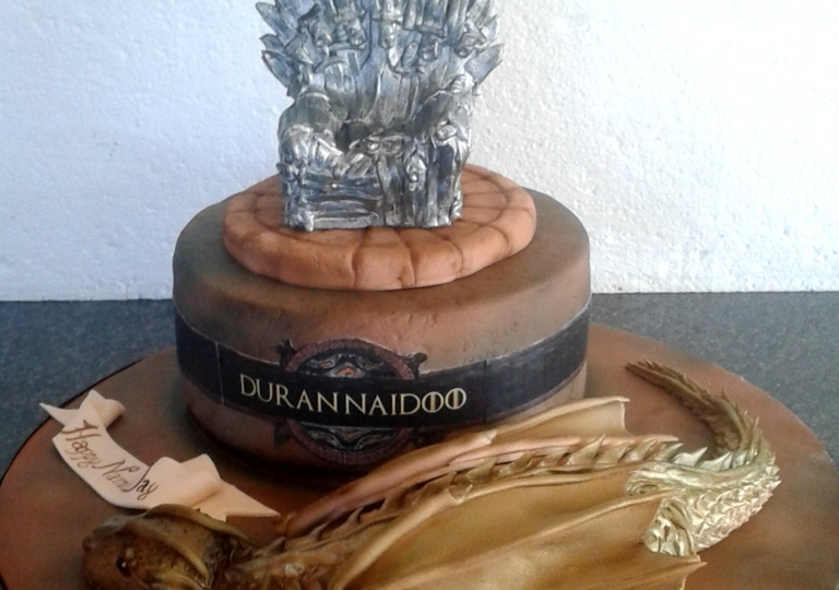 Game of Thrones Cake II