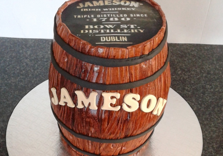 Jameson Barrel