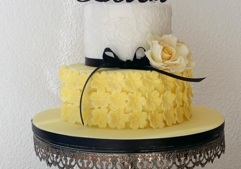 80 years Loved Cake